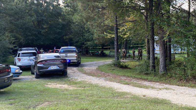Officials with JCSD say the shooting was reported happening on Magnolia Road near U.S. Highway...