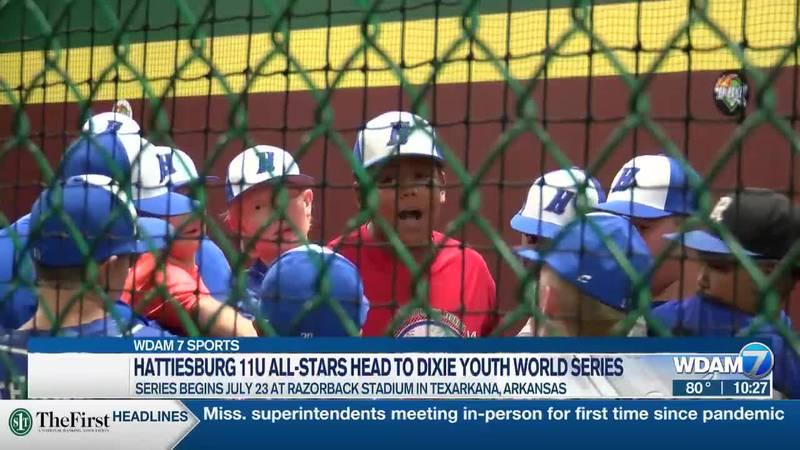 Hattiesburg Dixie Youth Baseball