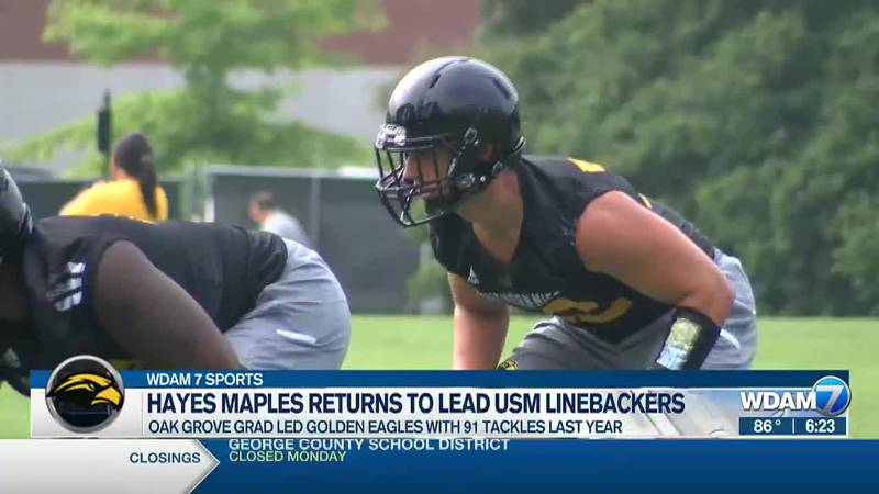 Hayes Maples, Southern Miss