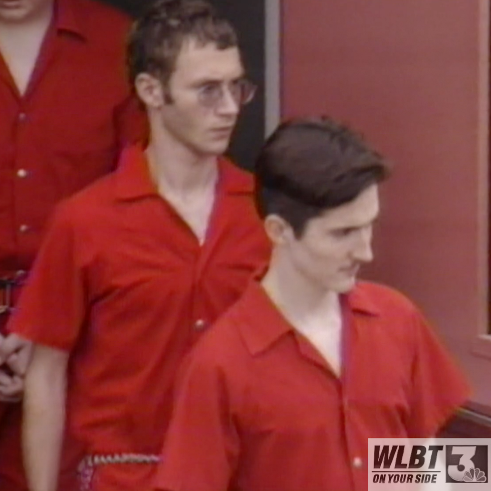 Justin Sledge (L) and Grant Boyette (R), along with 4 other Kroth members, were charged with...