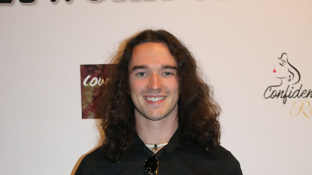 University of Southern Mississippi senior Kyle Graves received a songwriting award at the...