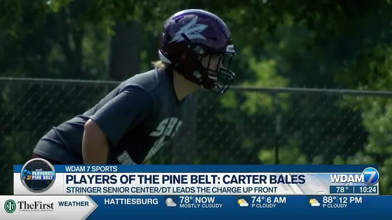 Stringer senior Carter Bales