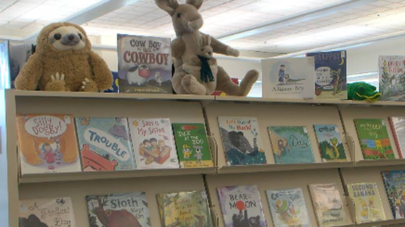 Summer reading begins at the Public Library of Hattiesburg, Petal & Forrest County.