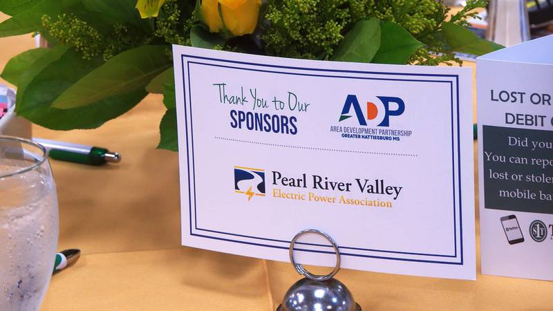 The ADP extends their thanks to their members and sponsors with a special luncheon.