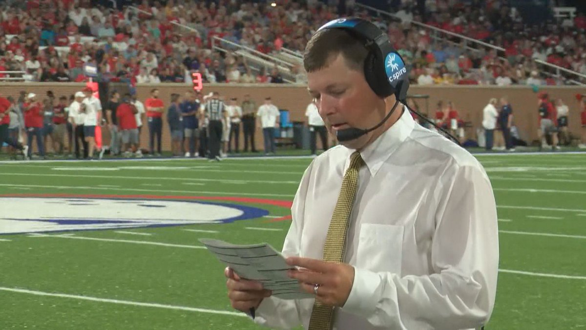 Will Hall wlil lead his University of Southern Mississippi football team into Bryant-Denny...