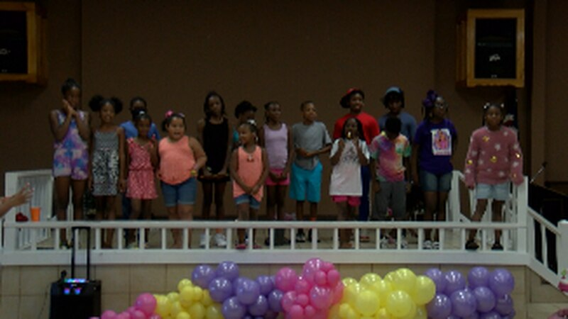 Gifted and educated minds are succeeding at a Hattiesburg summer camp for kids.