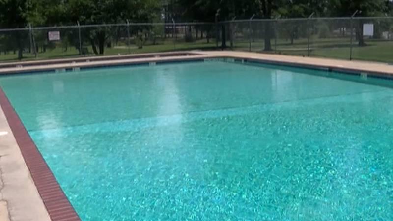 Public pools open for the summer in Hattiesburg.