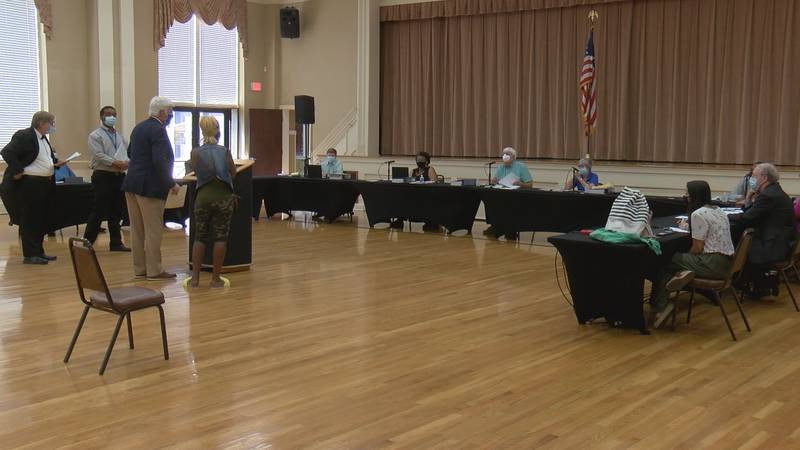 Hattiesburg City Council meets on Sept. 8th 2020
