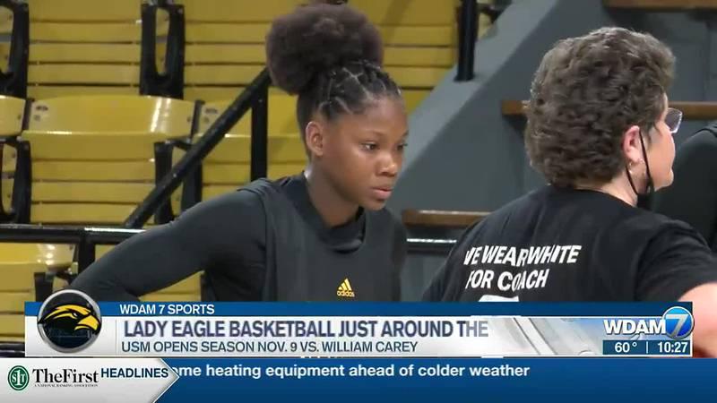 Southern Miss women's basketball