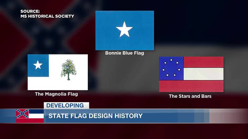 Previous state flags