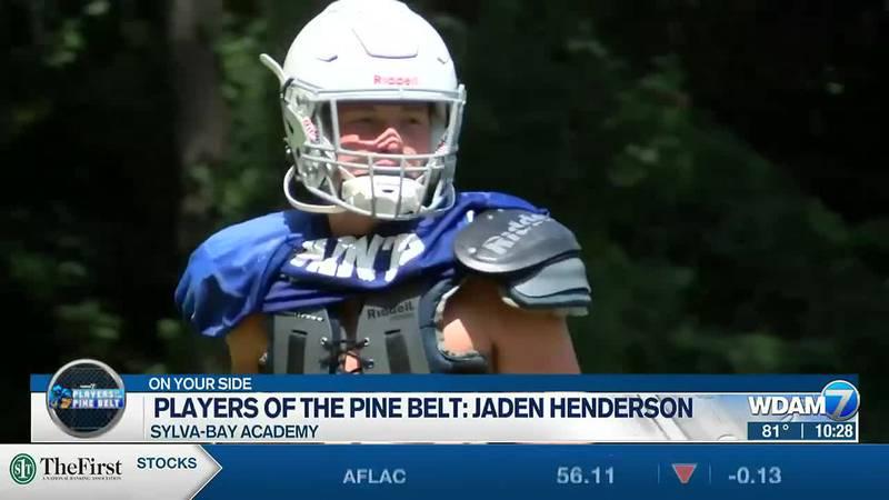 Jaden Henderson, Sylva-Bay Academy