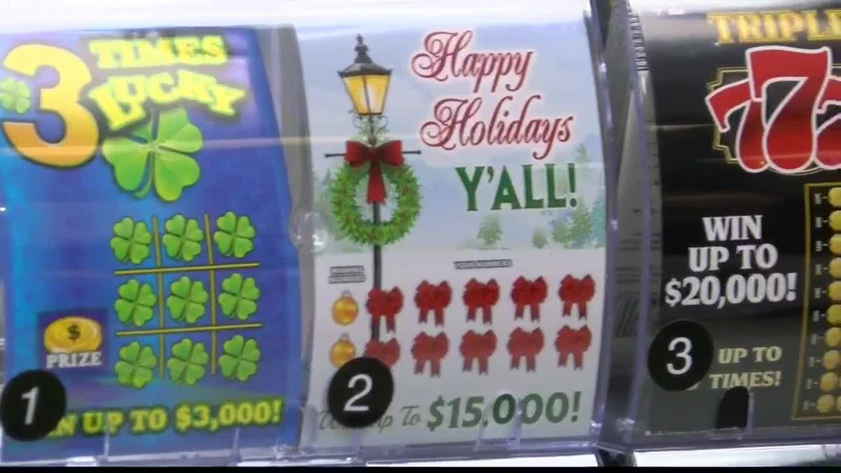 Meet David Bond, the man who became $2,000 richer off a Mississippi Lottery scratch-off ticket