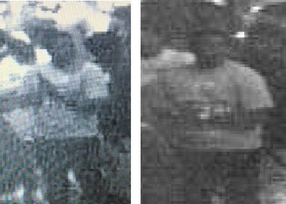 Hattiesburg police are seeking this male person of interest in connection to the shooting....