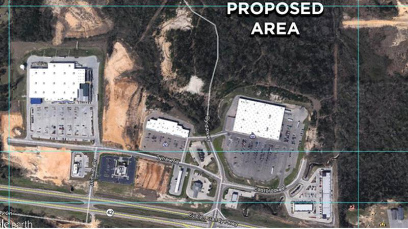 The $15 million apartment complex will complex will be behind Walmart on Highway 15.
