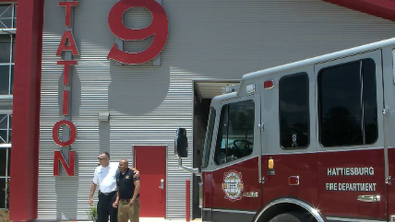 Fire Station #9.