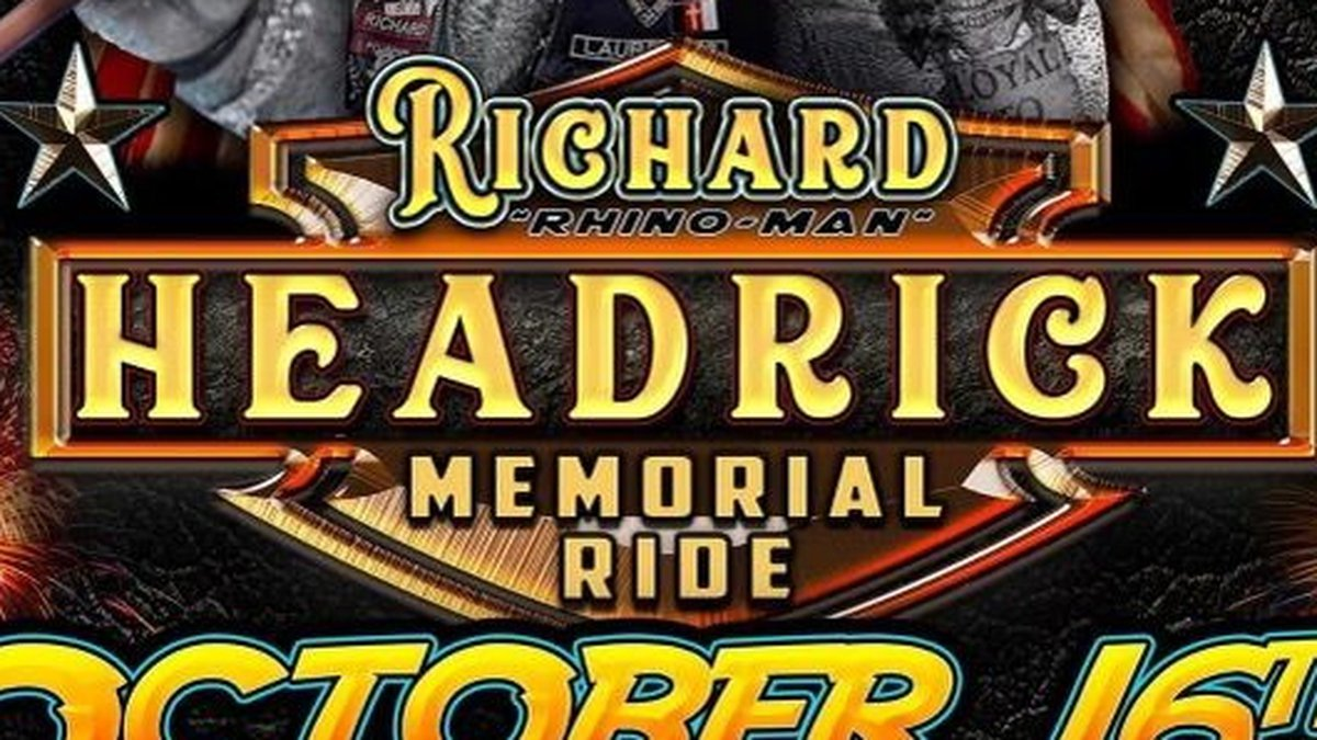 The ride begins and ends at Hellfighters USA, located at 325 S. Magnolia St., in Laurel.