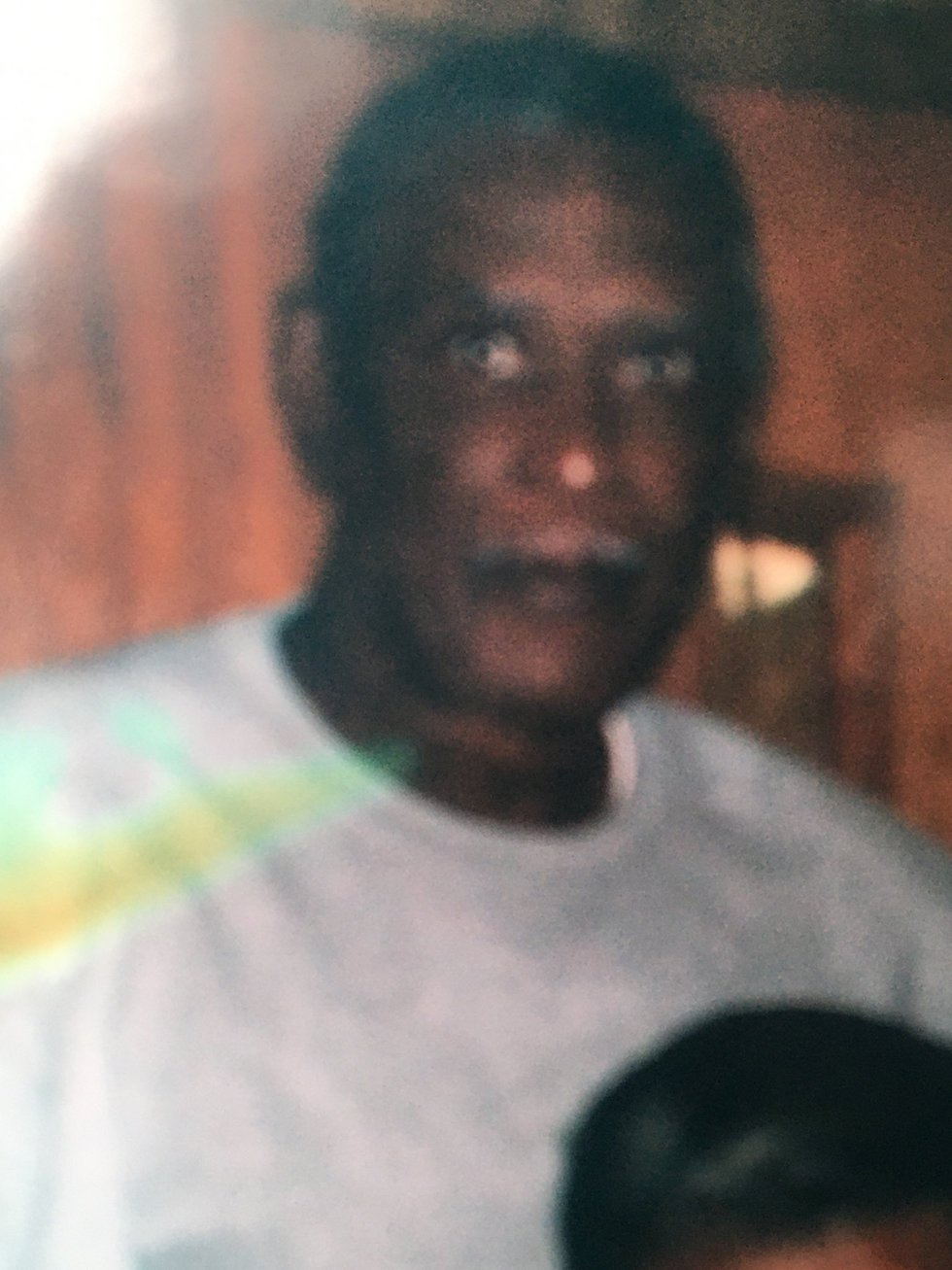 According to MBI, 77-year-old Robert Earl Bass is a 6′4″ black man, weighing 260lbs, with black...