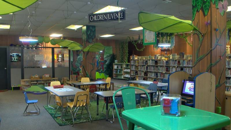 The Laurel-Jones County Public Library System is making strides to help students in the area...