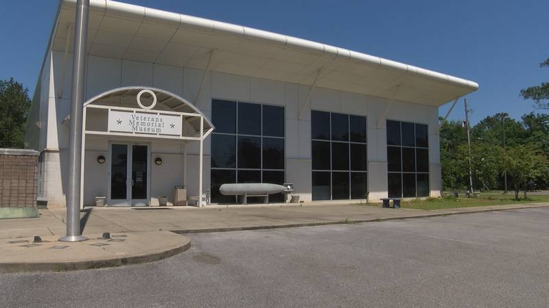 Due to an uptick in COVID-19 cases, the Veterans Memorial Museum in Laurel will remain closed...