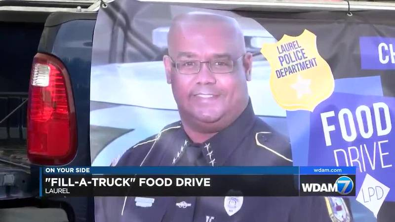 People in the community say they?re happy to see the food drive move forward.