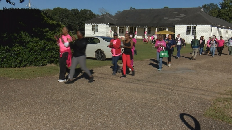 """The first, """"Walking for a Cure"""" begins in Beaumont Sunday."""