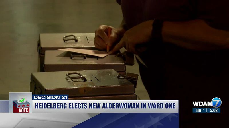 Delicia Henderson speaks out about her plans as the new alderwoman for ward five.