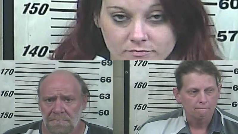 Perry County deputies and 12-Net Narcotic Agents made some drug arrests this past week.