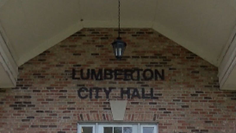 Lumberton City Hall