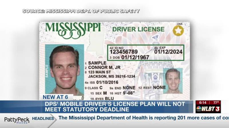 DPS' mobile driver's license program delayed until next year, will not meet statutory deadline