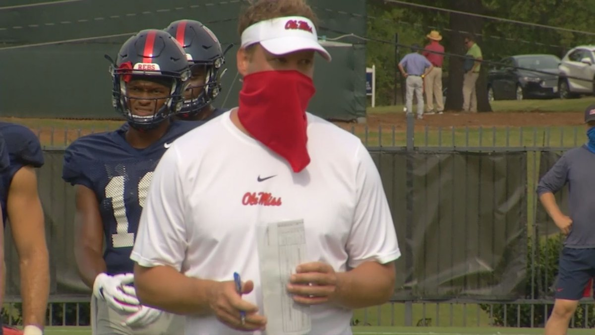 Ole Miss head coach Lane Kiffin revealed Wednesday that the team currently have several players...