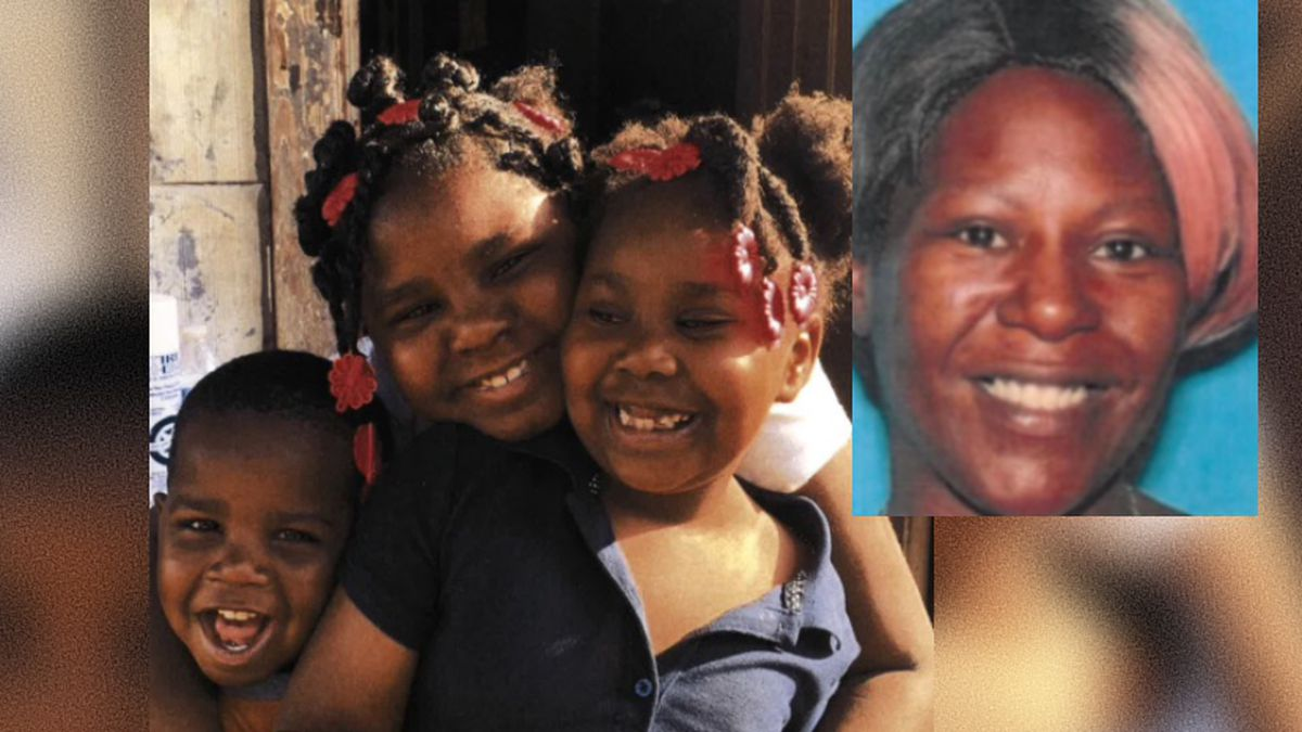 Missing Child Alert issued for 4 Jackson children possibly accompanied by non-custodial mother