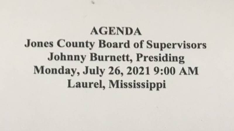 The Jones County Board of Supervisors held a special meeting Monday to discuss General...