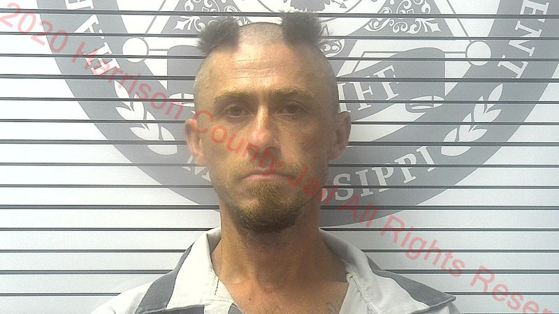Raymond Croke was arrested in the parking lot of the Troop K substation in Biloxi after a...