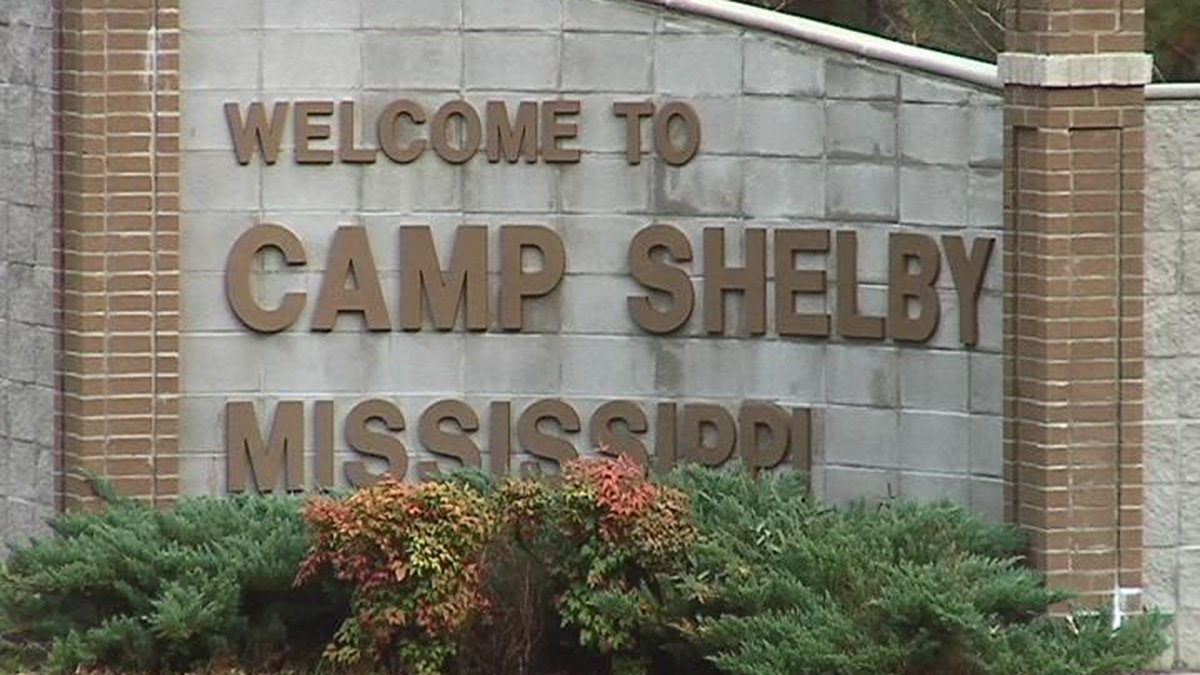 The funding from the bill will go towards both the Camp Shelby Joint Forces Training Center and...