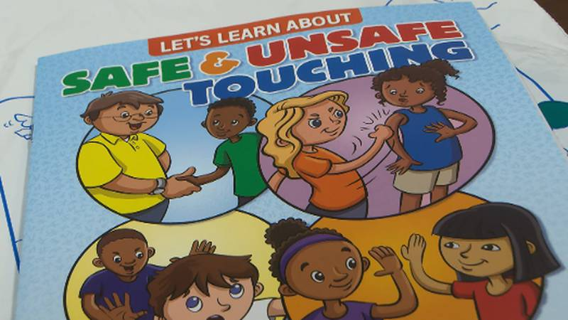 Kid's Hub Advocacy Center workbooks are available.
