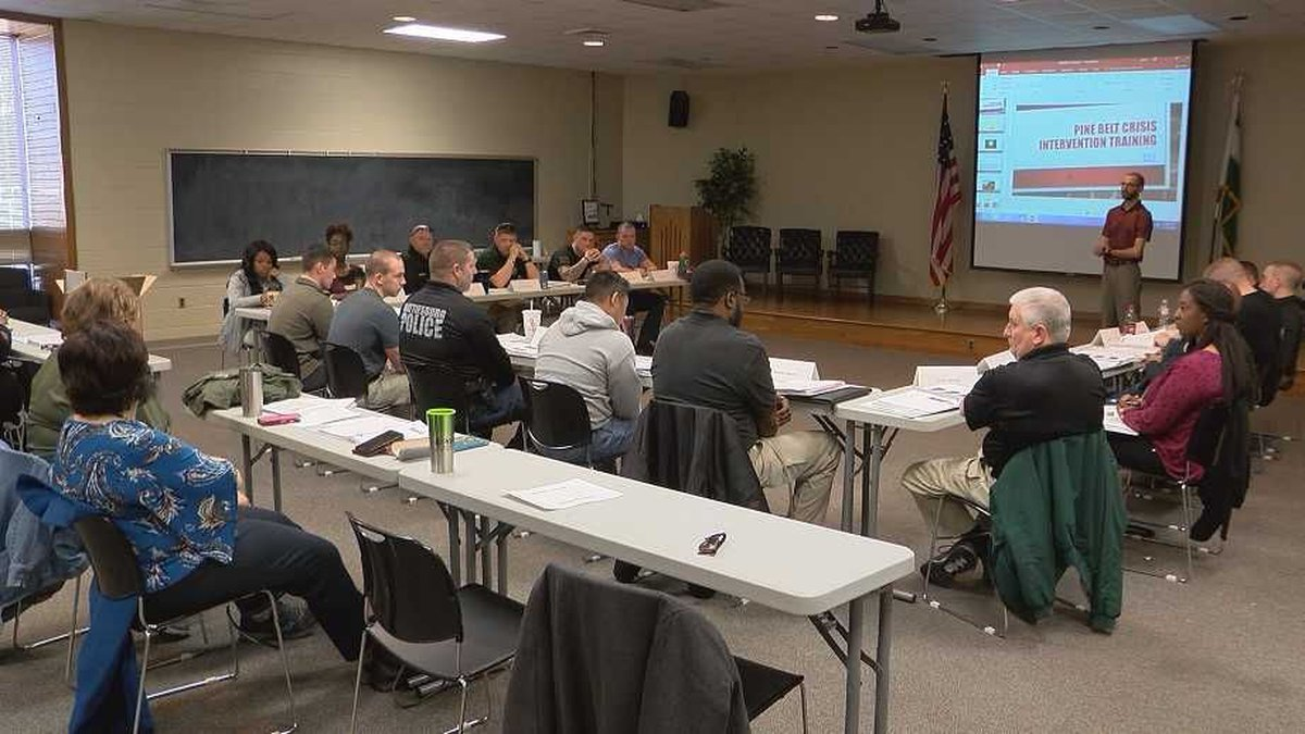 The class will certify officers and other individuals to be members of a Crisis Intervention...