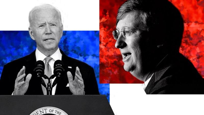 The war of words between Tate Reeves and Joe Biden continues to escalate