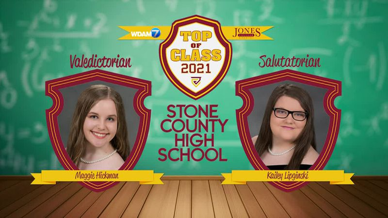 Top of Class 2021: Stone County High School