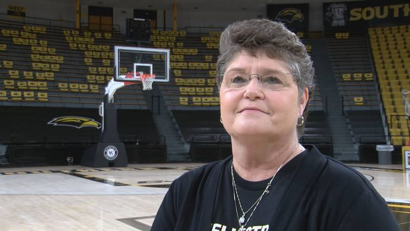 For Women's History Month, WDAM is featuring Joye Lee-McNelis, the head women's basketball...