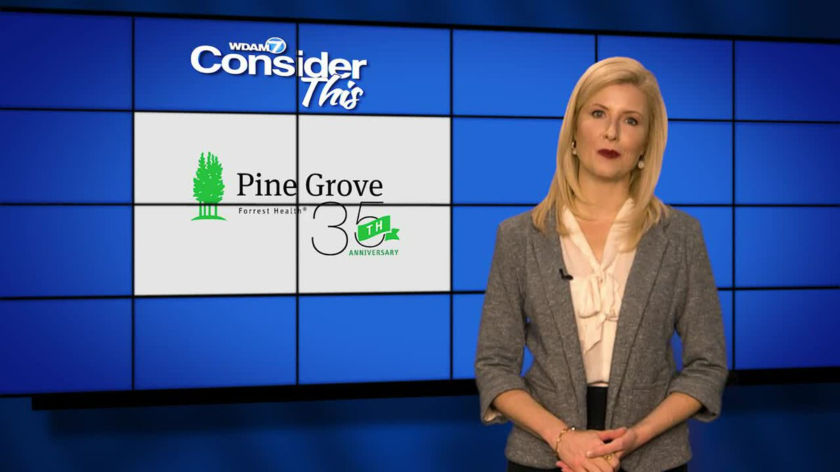 We'd like to sincerely thank our community for supporting Pine Grove for 35 years.