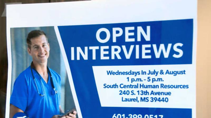 South Central Regional Medical Center is looking for caring, qualified applicants.