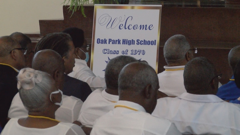 The Oak Park High School Class of 1970 is holding its 50th anniversary reunion in Laurel this...