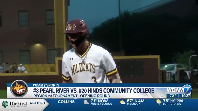 Pearl River rolls into 2nd round of Region 23 Tournament