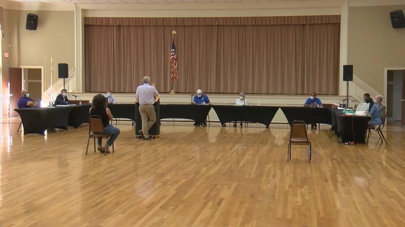 Hattiesburg City council meets Aug. 18th