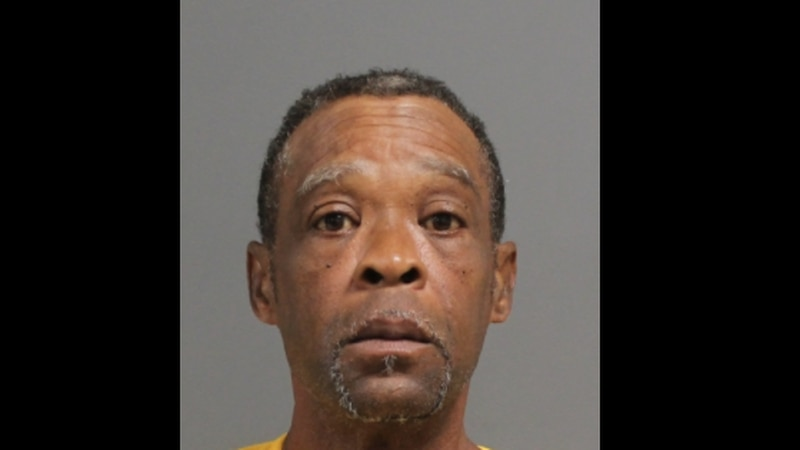 Brandon Brewer, 56, of Petal, was arrested near the intersection of Shelby and James Street.