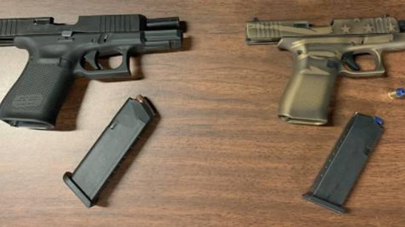According to Hattiesburg Police Department spokesman Ryan Moore, the two men were arrested...