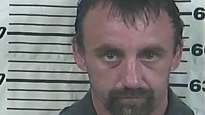 Timothy Roy Stewart, 44, was arrested on several felony charges after leading authorities on a...