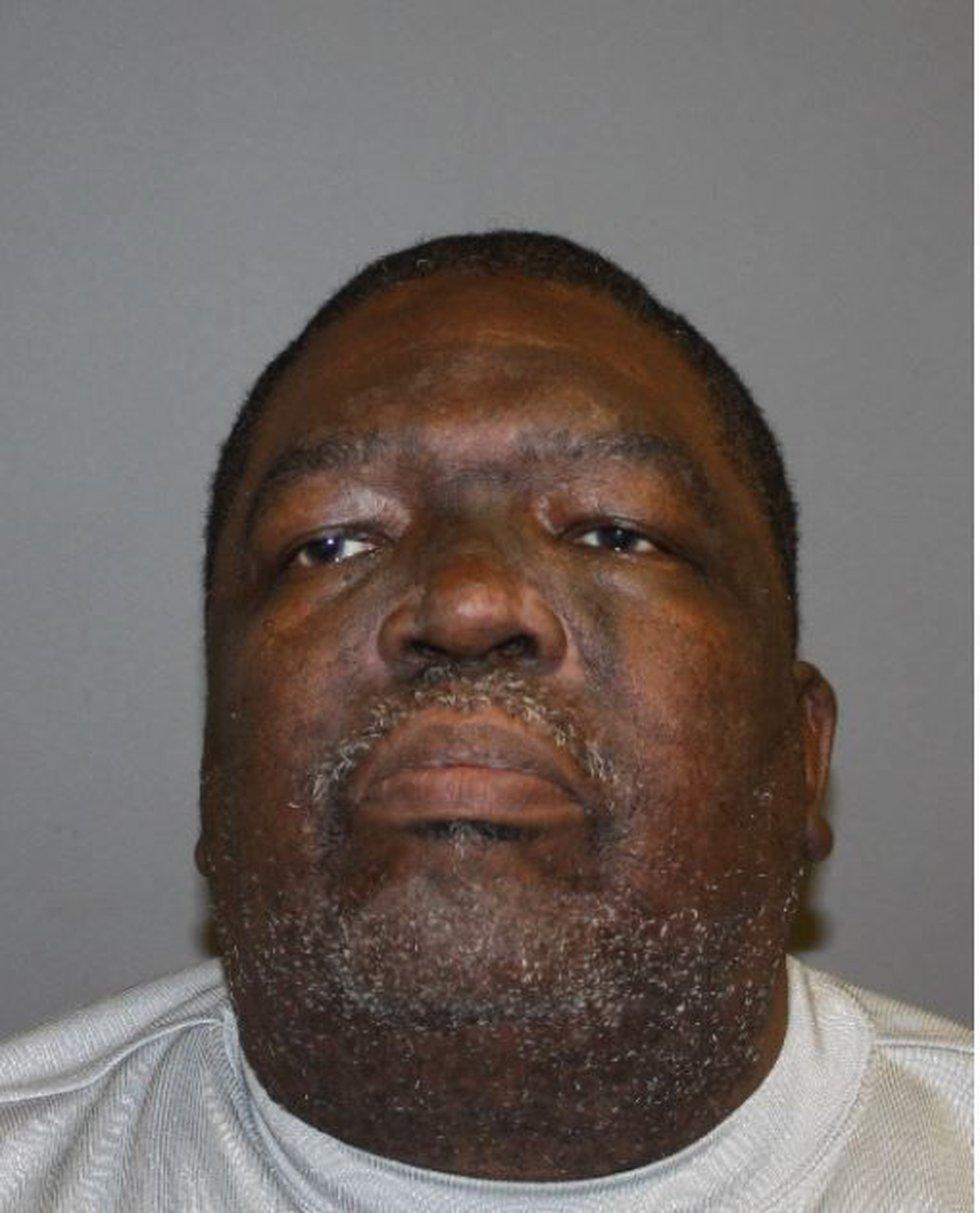 Earnest Blount, 55 of Hattiesburg /Photo Credit: Forrest County Jail