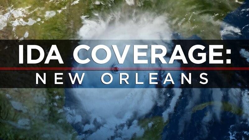 Hurricane Ida Coverage - New Orleans