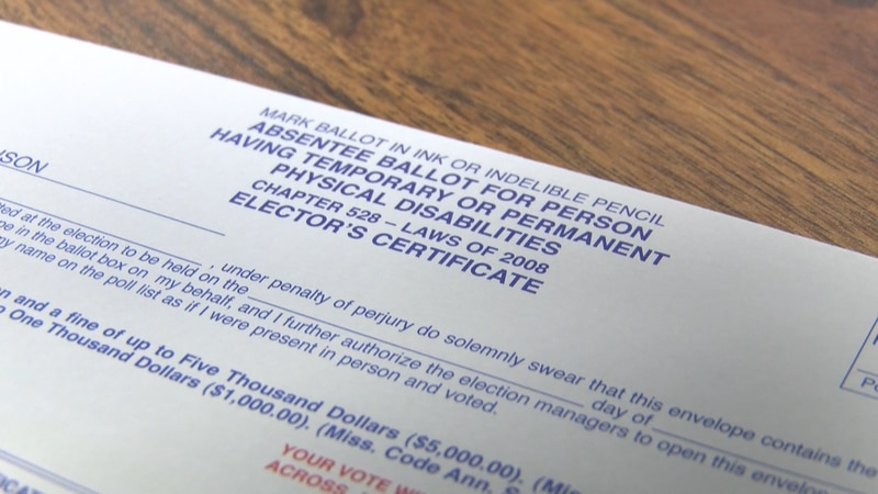 Voters can request an absentee ballot starting September 21. The deadline to vote absentee in...